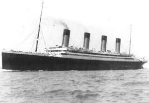 корабль Олимпикк