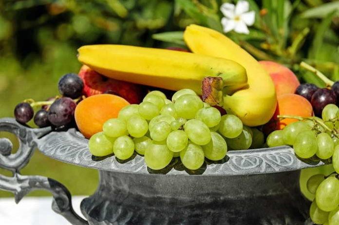 Ваза фруктов