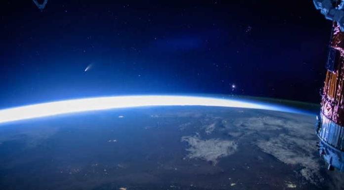 комета неовиз