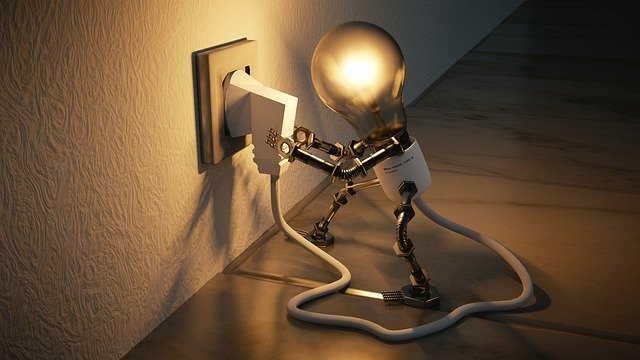 прикольное электричество