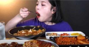 корейский мукбанг