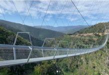 подвесной мост Португалия