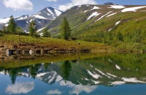 Югыдва национальный парк россии