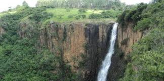 Тугела, Южная Африка