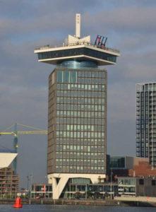A'DAM Toren Lookout Амстердам