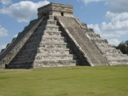 пирамида народа майя