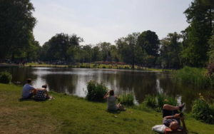 вонделпарк амстердам
